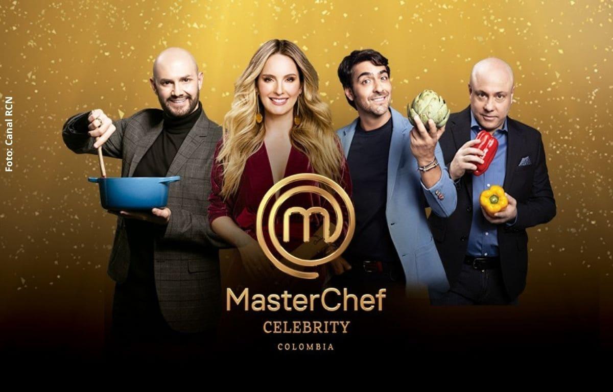 Ellos son los participantes de MasterChef Celebrity 2021