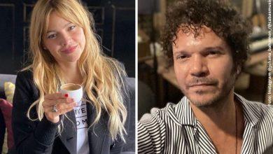 Johana Bahamón y Cabas protagonizan tierna foto en redes