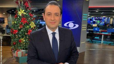 Con foto, Jorge Alfredo Vargas recuerda su inicio en la TV