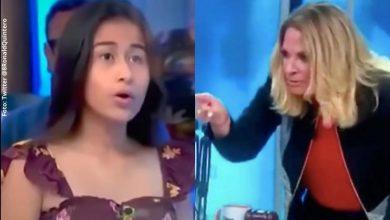 La Dr. Polo regañó a colombiana que no quería hablar español