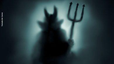 """La foto por la que aseguran """"el diablo"""" se apareció en Colombia"""