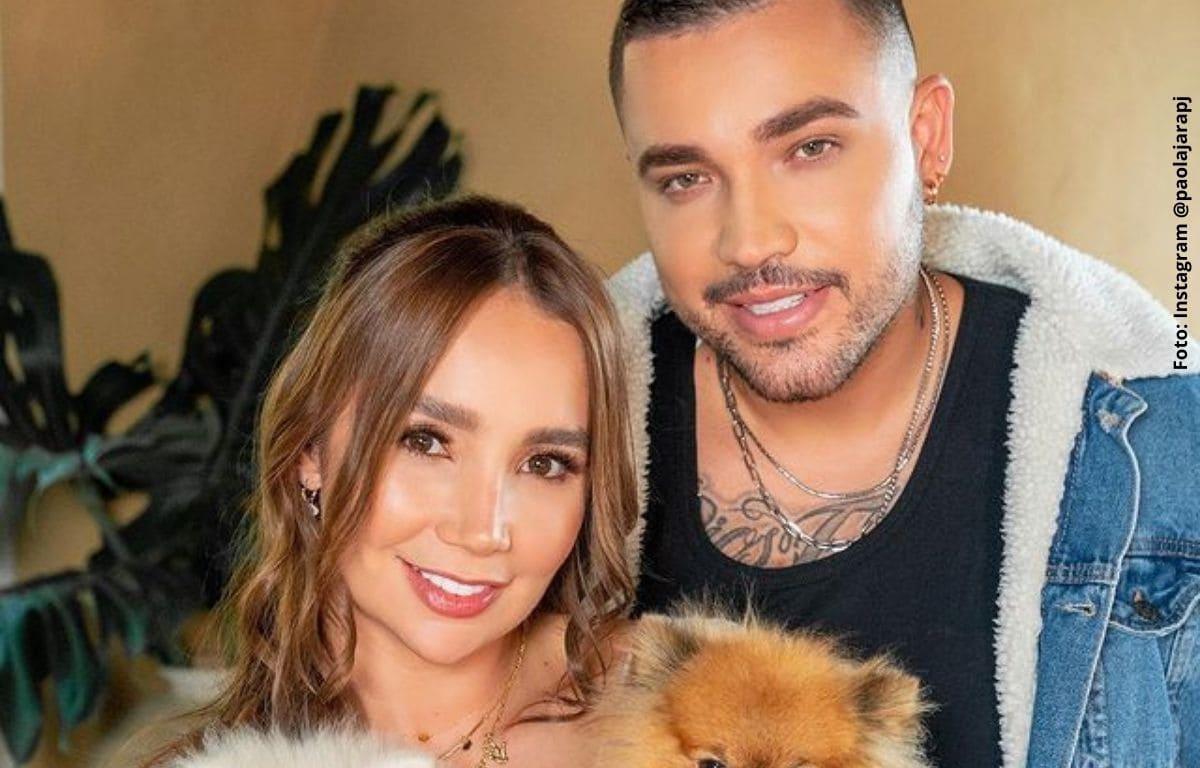 La ignorada de Paola Jara a Jessi Uribe cuando le dedicó canción