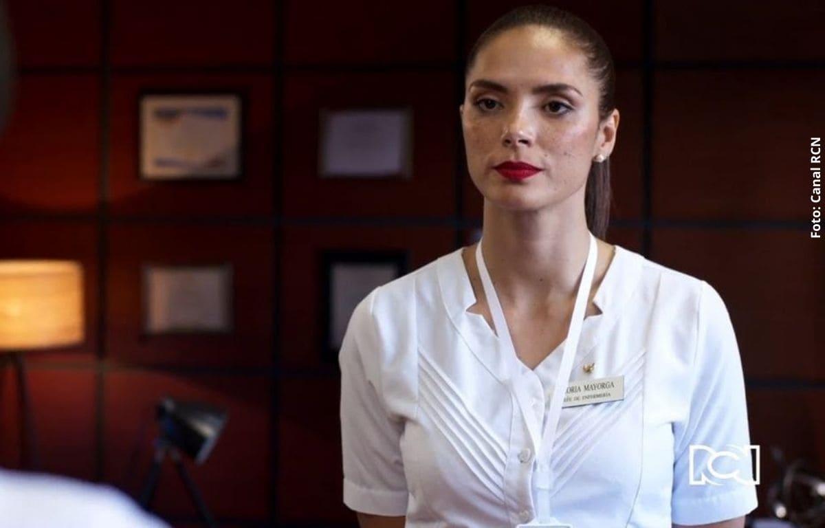La razón detrás de la salida de Gloria en 'Enfermeras'
