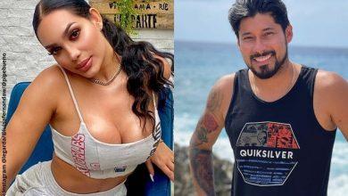 Lowe León, ex de Andrea Valdiri ya tiene pareja