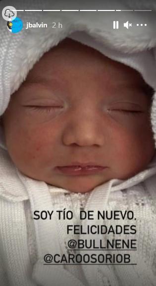 foto de un bebé