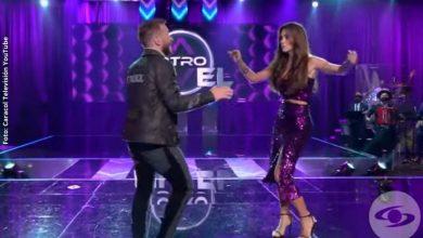 Noel Schajris se le midió a bailar con Greeicy en 'A otro nivel'