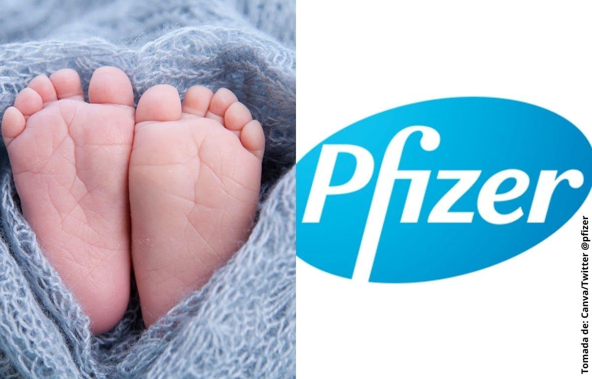 Padres le ponen Pfizer a su recién nacido en honor a la vacuna