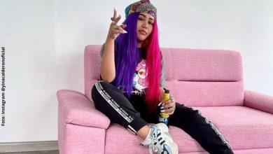 Yina Calderón publica impresionante foto de su adolescencia
