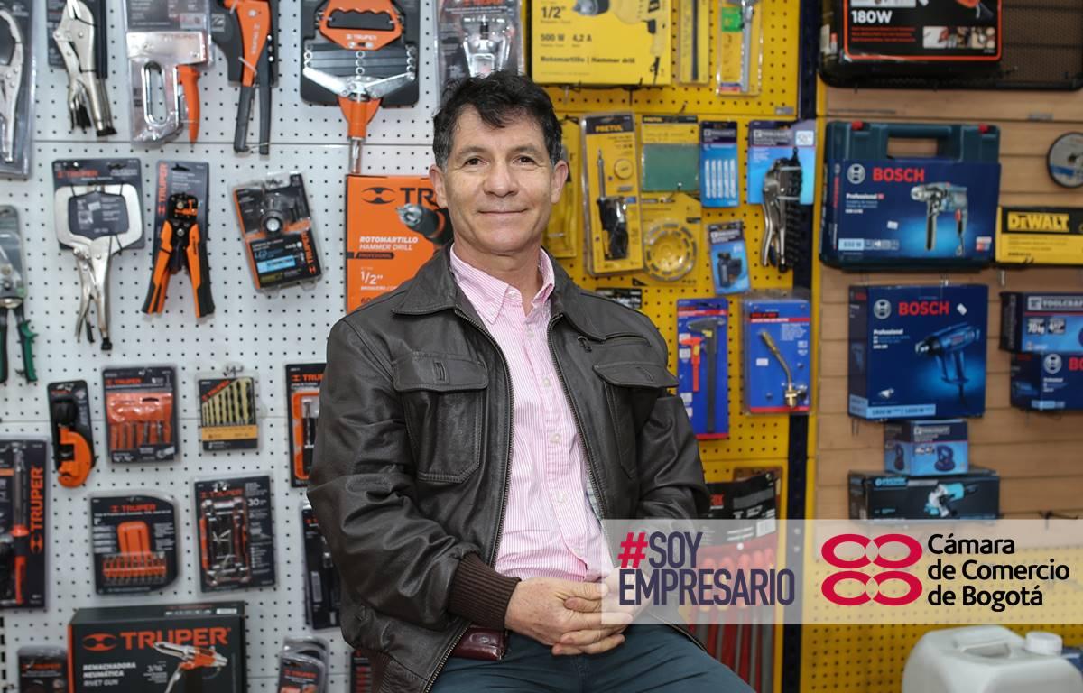 Soy empresario campaña de la Cámara de Comercio de Bogotá