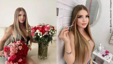 Yanita Karpova, la joven rusa que prefiere a los hombres colombianos