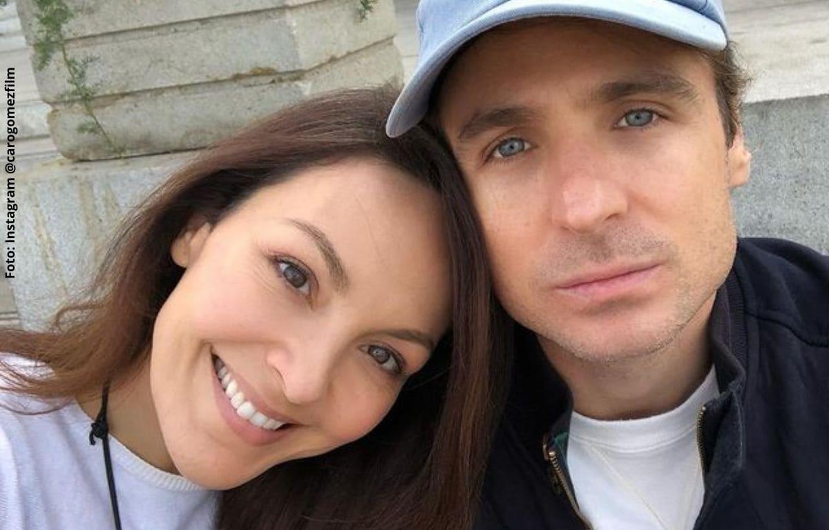 Carolina Gómez se separa de su esposo y explica la razón