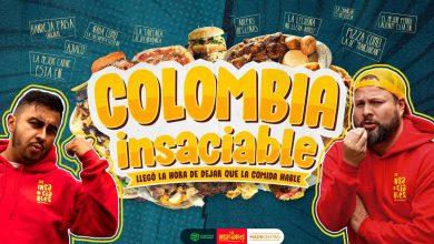Conoce la primera versión de Colombia Insaciable