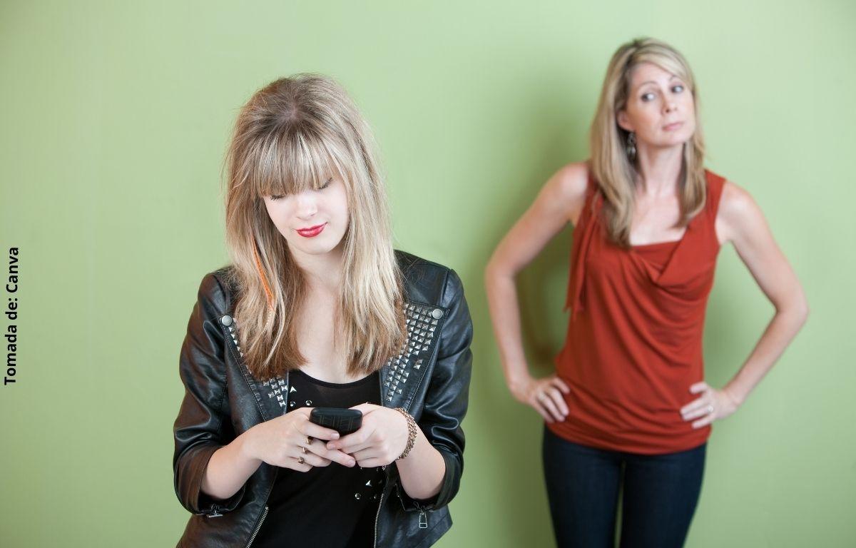 foto de dos mujeres
