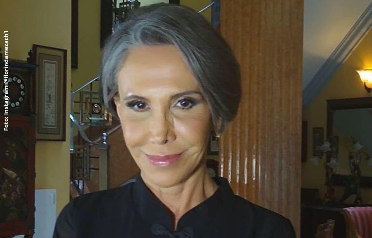 Doña Florinda hace fuerte llamado sobre vacaciones en Semana Santa