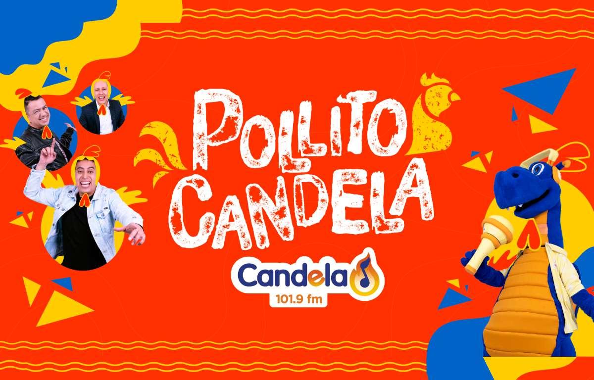 ¡Gana el 'Pollito Candela!