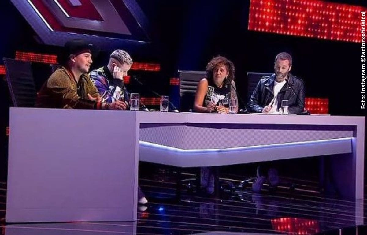 """Jurados del 'Factor X' tienen acalorada """"pelea"""" en el programa"""