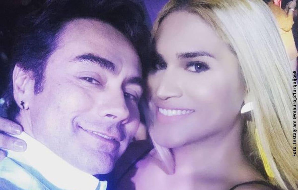 La selecta religión a la que pertenecen Mauro Urquijo y su esposa