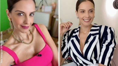 Laura Acuña se dejó ver en su nueva faceta… ¡De peluquera!