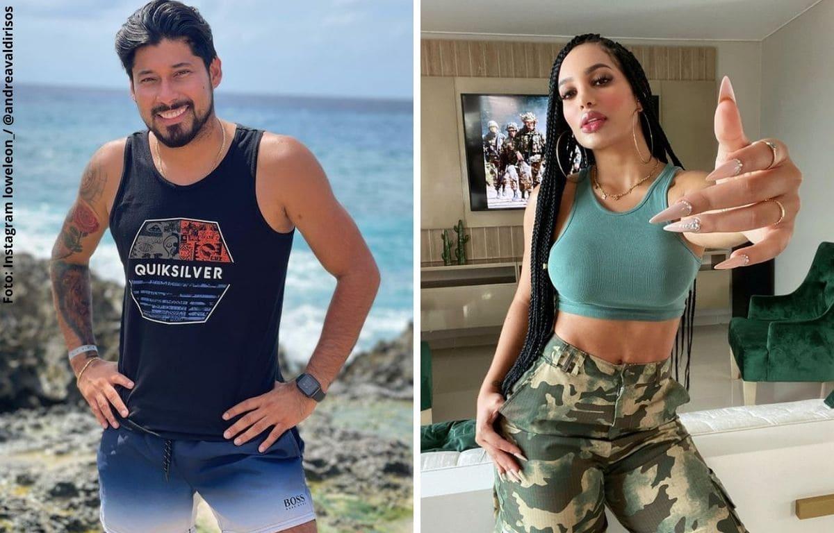 Lowe León, ex de Andrea Valdiri la demandó ante la Fiscalía