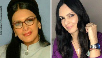 Marcela Posada reveló que sus implantes mamarios se reventaron