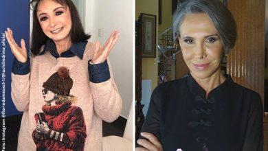 María Antonieta revela cómo se dañó la relación con Florinda Meza