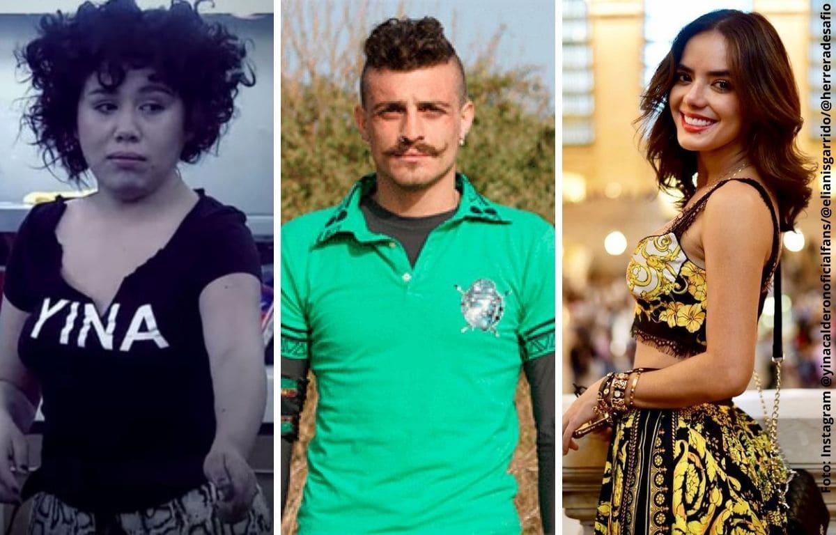 Participantes de reality shows que se han ganado la expulsión