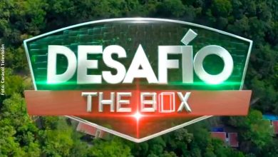 Se aproxima estreno de 'El Desafío The Box' y tiene varias novedades
