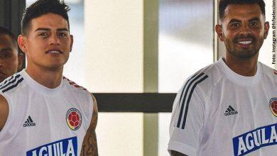 Selección Colombia presenta su camiseta para el 2021