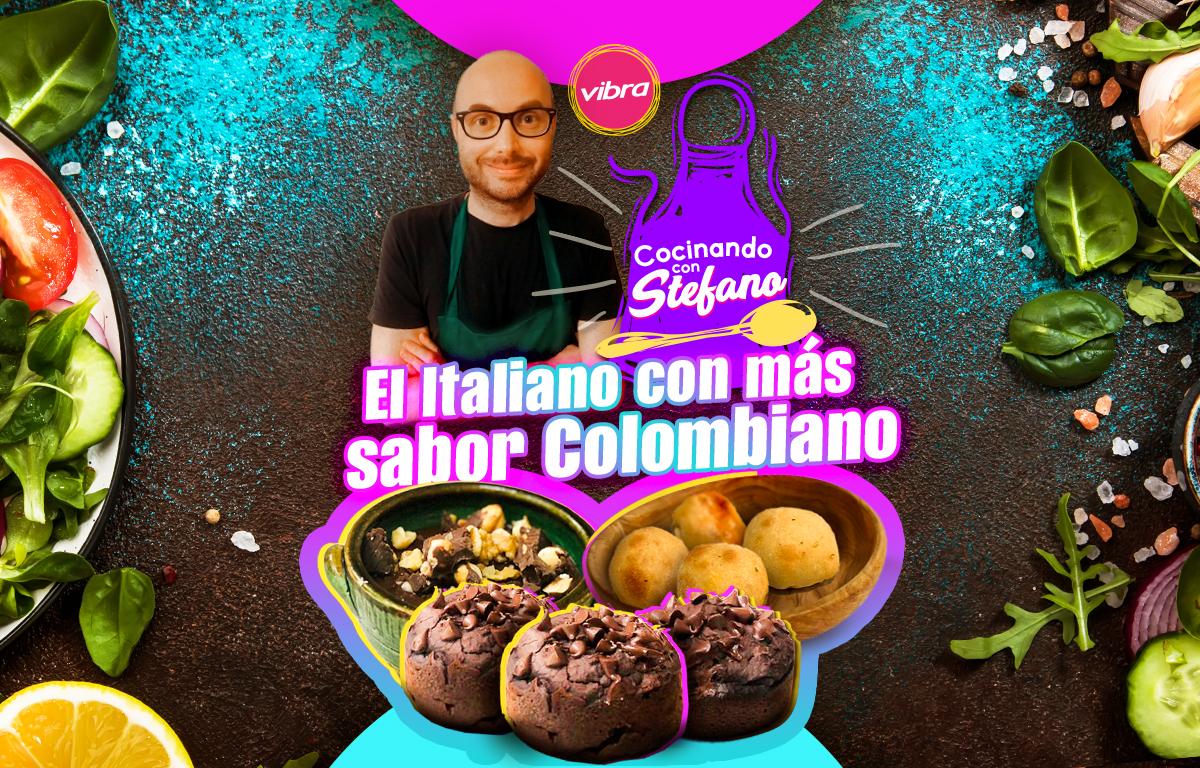 Te presentamos a Stefano, el chef italiano colombianizado