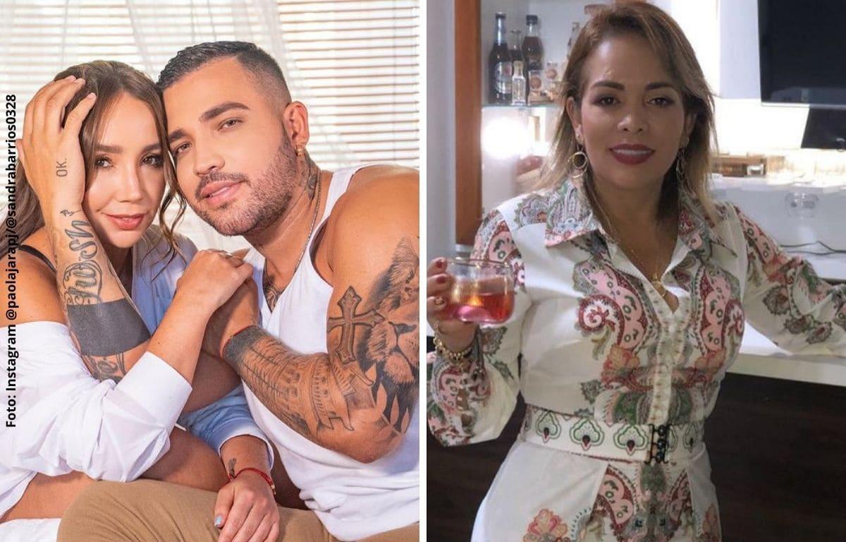 Video de Jessi Uribe y Paola Jara besándose antes de confirmar relación