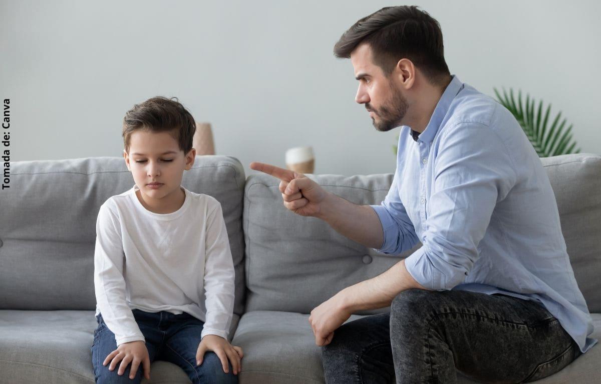 Acciones que destruyen la relación con los hijos