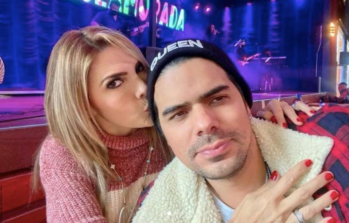 Ana Karina Soto dio positivo para coronavirus junto a su pareja