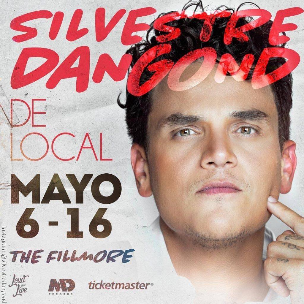 Foto promocional del concierto de Silvestre Dangond en Miami
