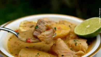 ¿Cómo hacer sudado de pescado seco?, receta exquisita