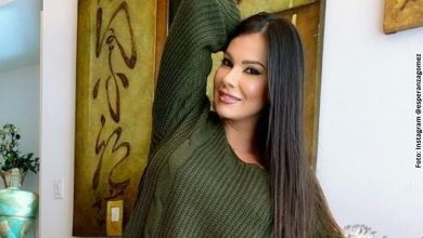 Esperanza Gómez presenta a su hermosa y soltera prima