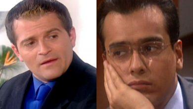 """El incómodo momento que vivió 'Freddy' de """"Betty, la fea"""" con Jorge Enrique Abello"""