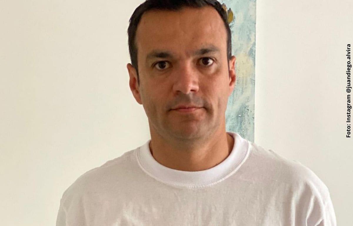 Juan Diego Alvira es atacado cuando hacia reportaje en Suba
