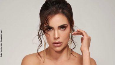 La sensual forma en que Sara Corrales le dio la espalda a las críticas