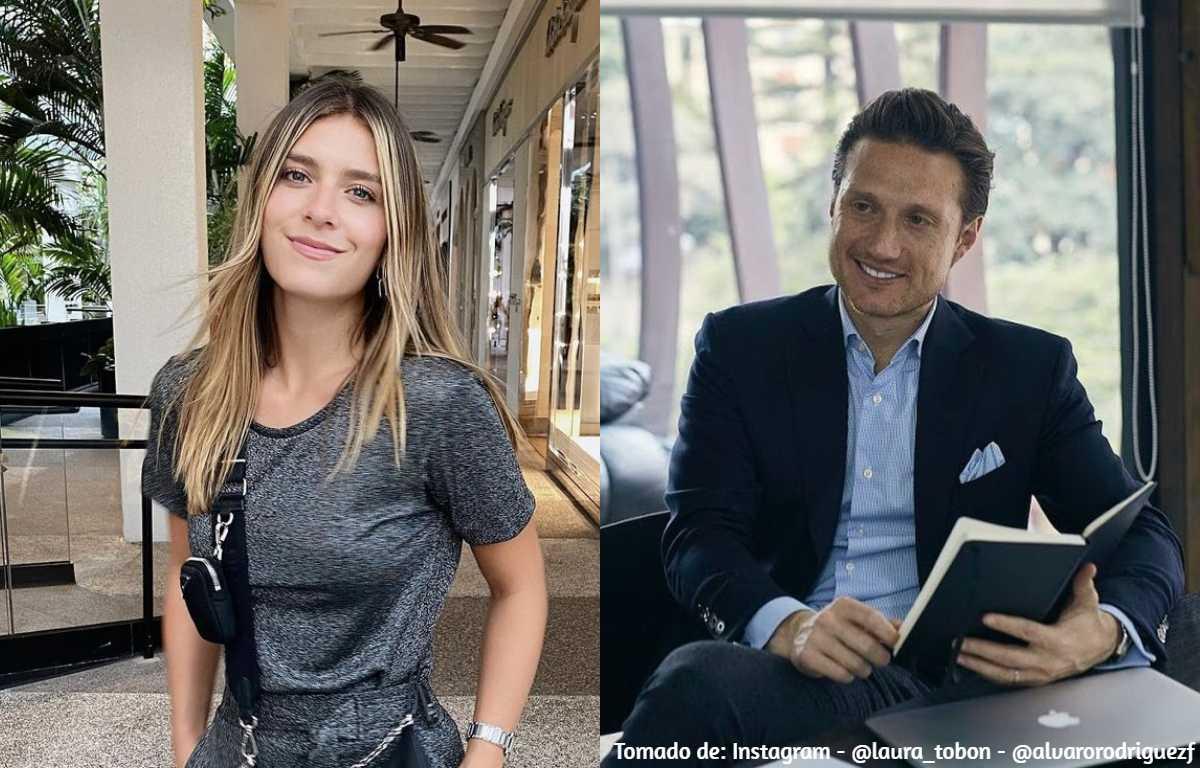 """""""La Tronqui"""": apodo de Laura Tobón por baile con su esposo"""