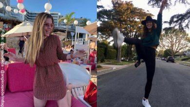 Las hermanas Cepeda revelaron foto con sus cambios físicos
