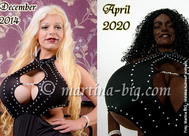 Modelo alemana cambió su color de piel, ¡de blanca a negra!