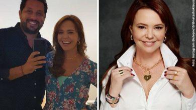 Natasha Klauss al parecer se casó en secreto y ¡con dos ceremonias!