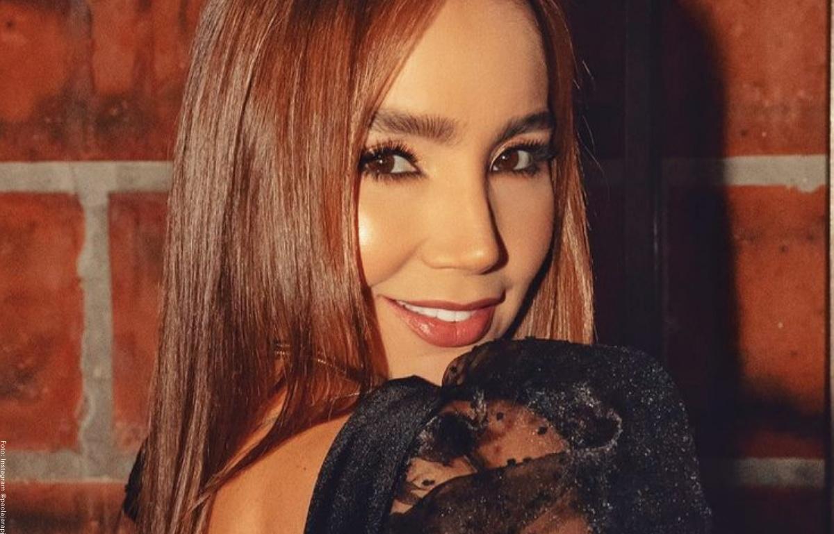 Paola Jara reveló que sale sin ropa interior