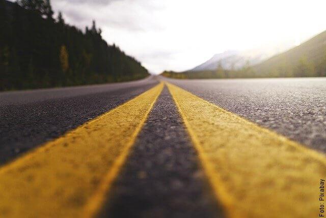foto de carretera