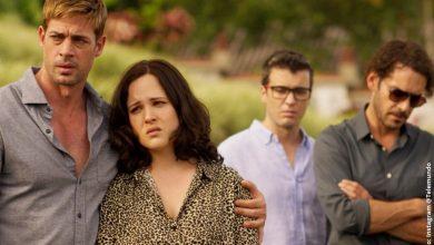 Actores que son pareja en la vida real hacen de hermanos en 'Café'