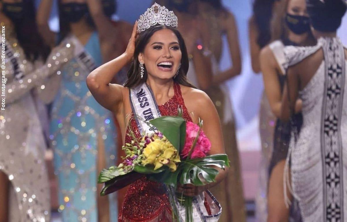 Andrea Meza, Miss Universo 2021, le respondió a quienes no aceptan que ganó