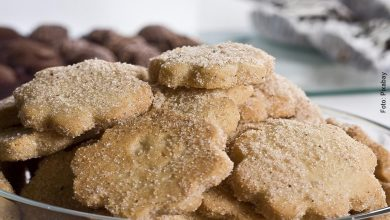 Con esta receta pata hacer galletas deleitarás a tus hijos