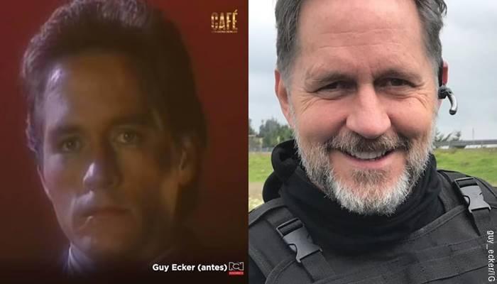 Foto de Guy Ecker en Café vs. 2021