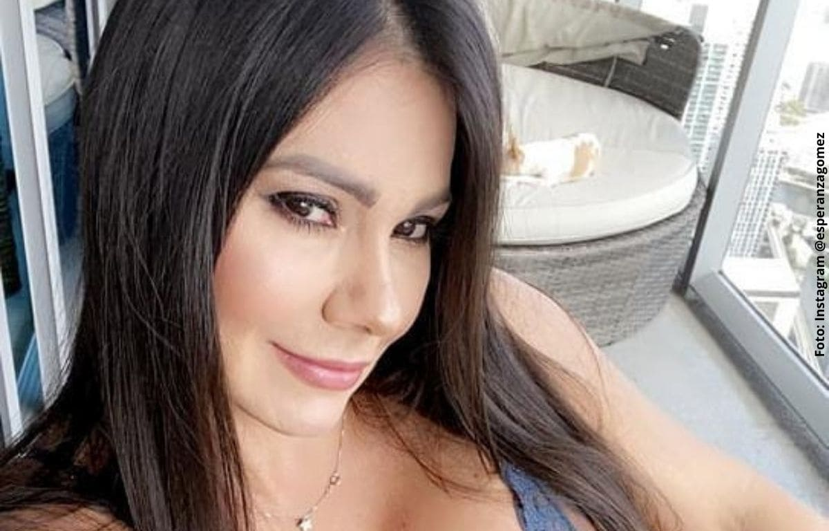 Esperanza Gómez advierte sobre el significado de conmoción interior