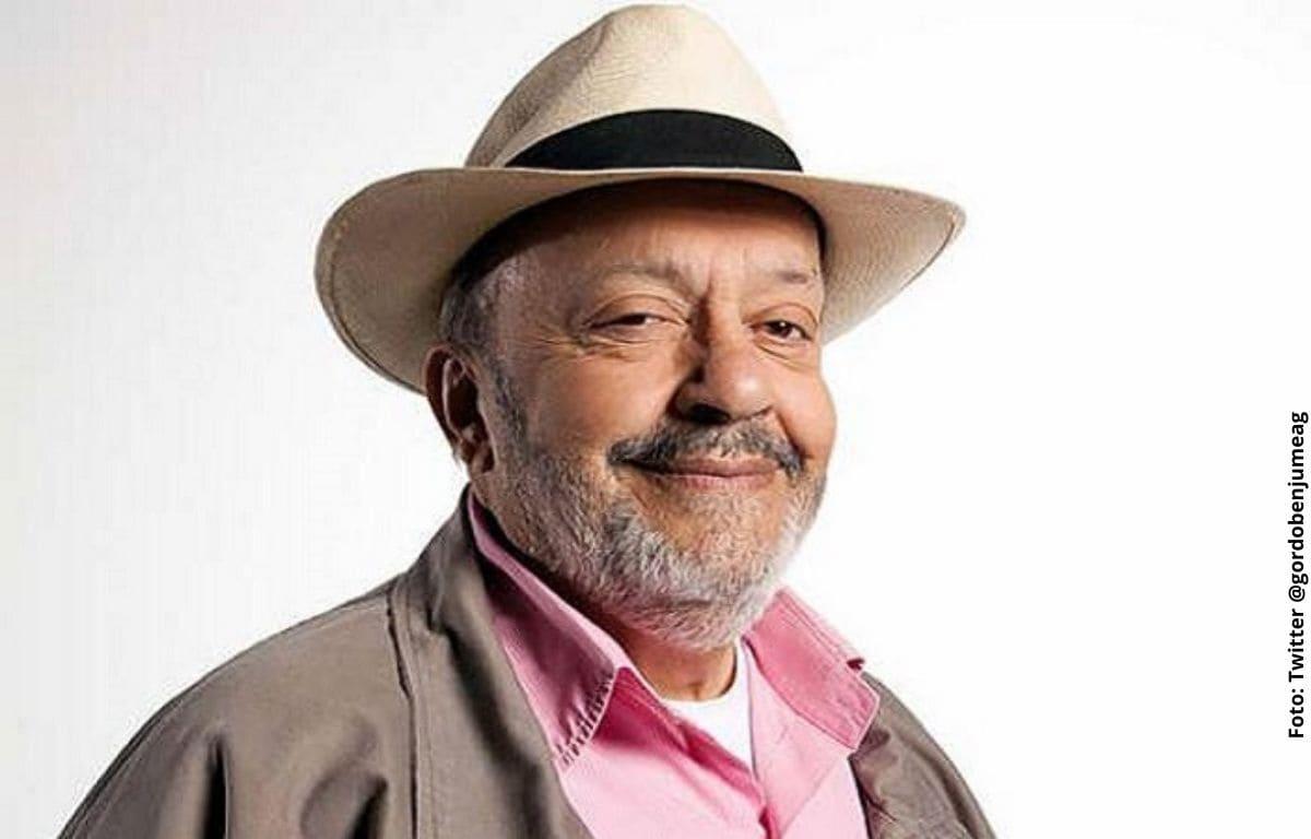 Falleció el actor Carlos 'El gordo' Benjumea